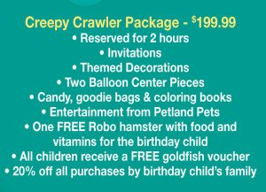 party package 3