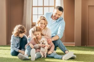 New Puppy, 4 Rules for Parents With Pets and Kids